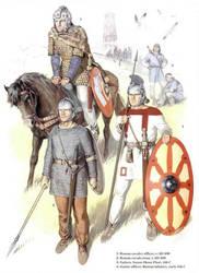 Legio Britannica 4th C. AD by Fall3NAiRBoRnE