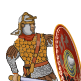 3rd Century Legionary with Scale Armor by Fall3NAiRBoRnE