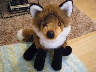 Douglas Cuddle Toys Fox- Furbo by ShadoweonCollections