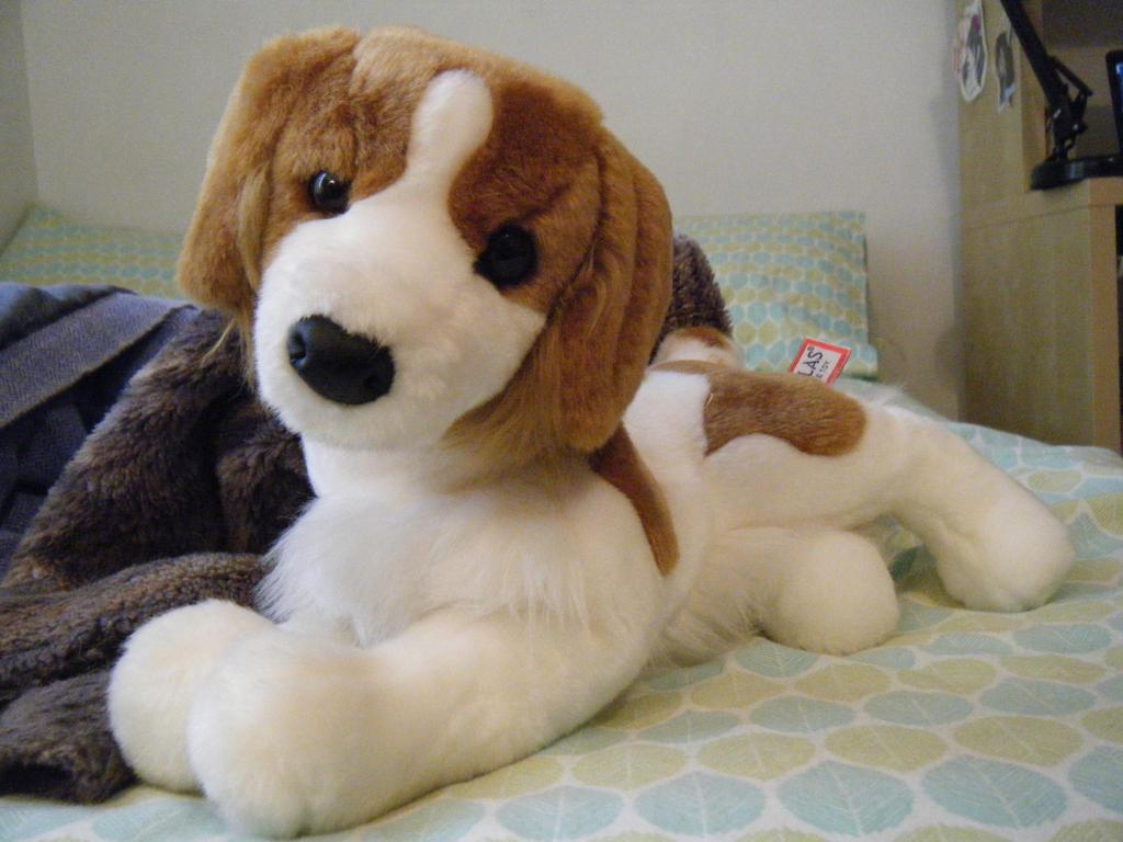Douglas Cuddle Toys Brittany Spaniel
