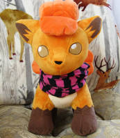 Vulpix Build a Bear Plush