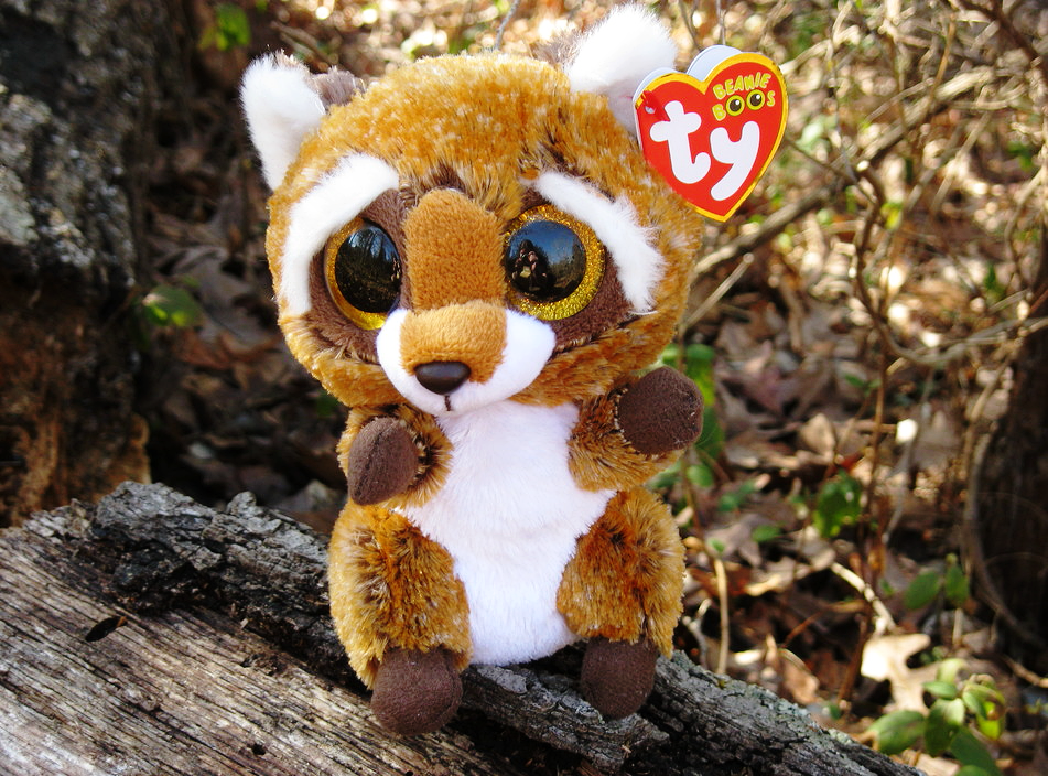 accfe9baa11 Ty Beanie Boos Red Panda- Rusty by ShadoweonCollections on DeviantArt