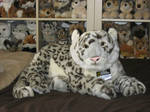 Large Lelly/National Geographic Snow Leopard Plush
