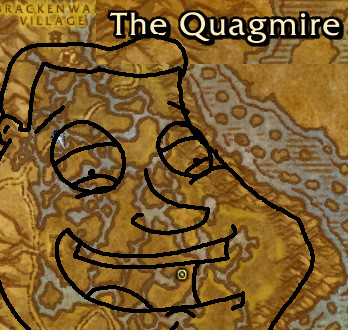 Quagmire in World of Warcraft? by Skalbunk
