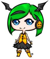 Miyu Halloween Siggy by shenki