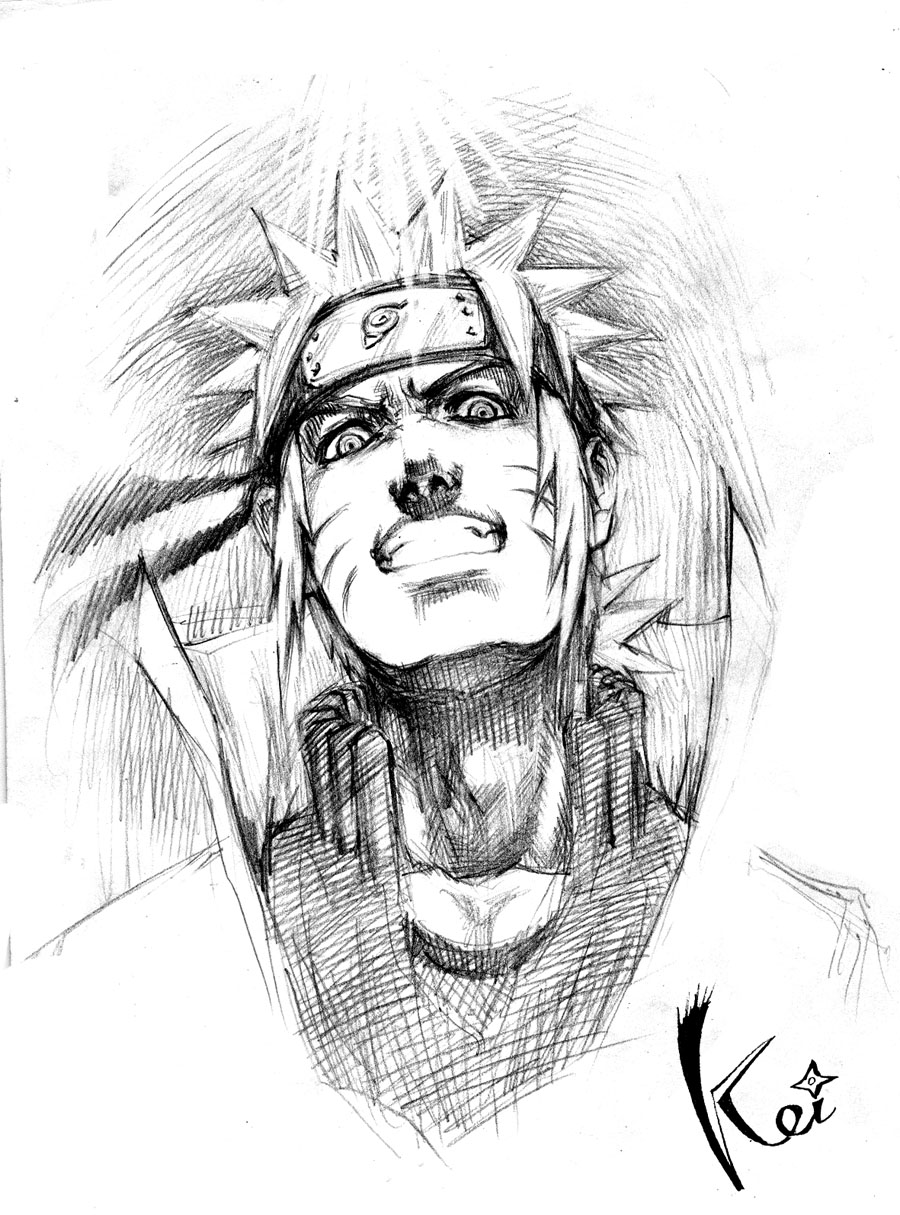 Must see Wallpaper Naruto Sketch - naruto_the_6th_hokage_by_keinhangia-d3fvr5t  Pictures.jpg