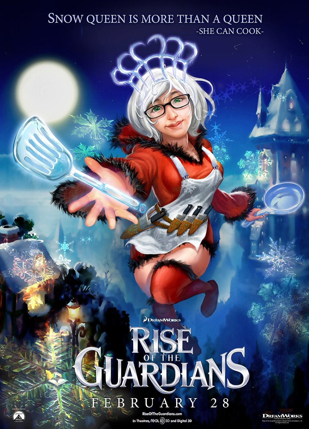 Rise of the guardians 39 s new guardian by keinhangia on - Pics of rise of the guardians ...