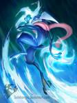 Greninja - Froakie  final evolution