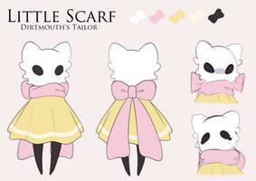 Little Scarf | Hollow Knight OC