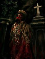 The way of all flesh by Art-Calavera