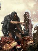 Paizo / Fenrir's Fury, the Wolf Lord