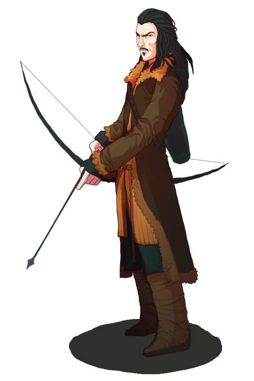 Bard the Bowman by Art-Calavera