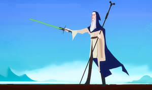 Gandalf the Jedi