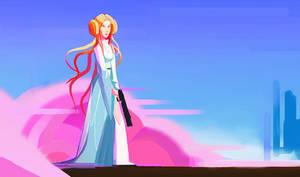 Princess Organadriel by Art-Calavera
