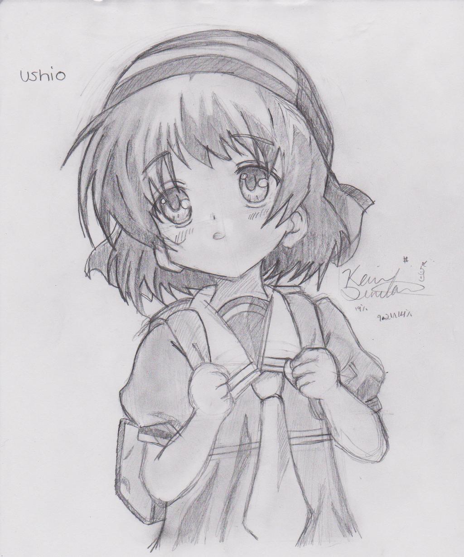 Ushio by siinclaiir