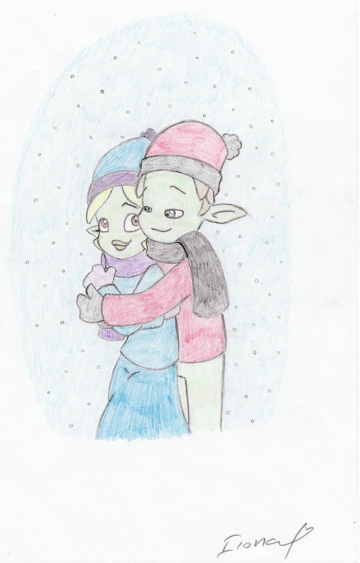 Ill keep you warm by IreneWarner