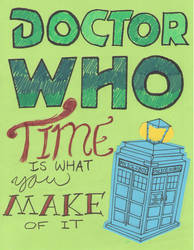 Doctor Who: Time