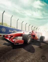 F1 Race Project