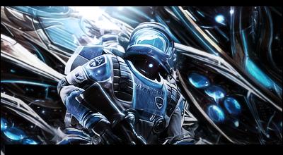 Astronaut by HybridonGFX