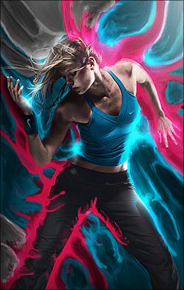 Just Dance by HybridonGFX
