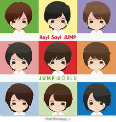 JUMP WORLD by nantokaa