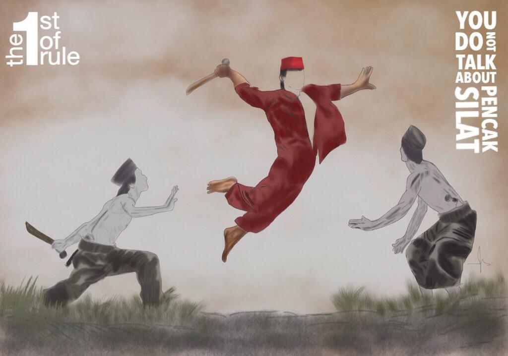 Martial Art - Pencak Silat Betawi by andsisko on DeviantArt