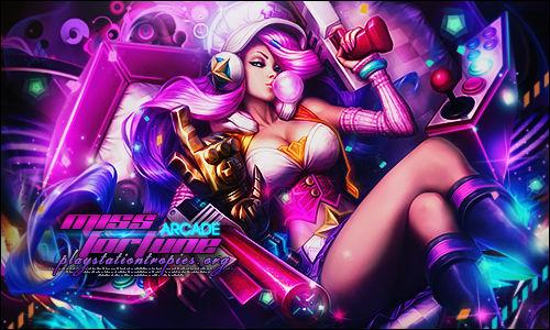 League of Legends: Miss Fortune Arcade