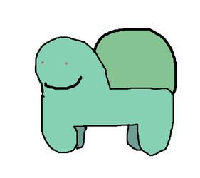 #001 bulbasaur by mynameiswaifu