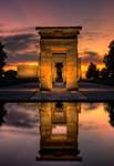 Debod Temple II by alexj700