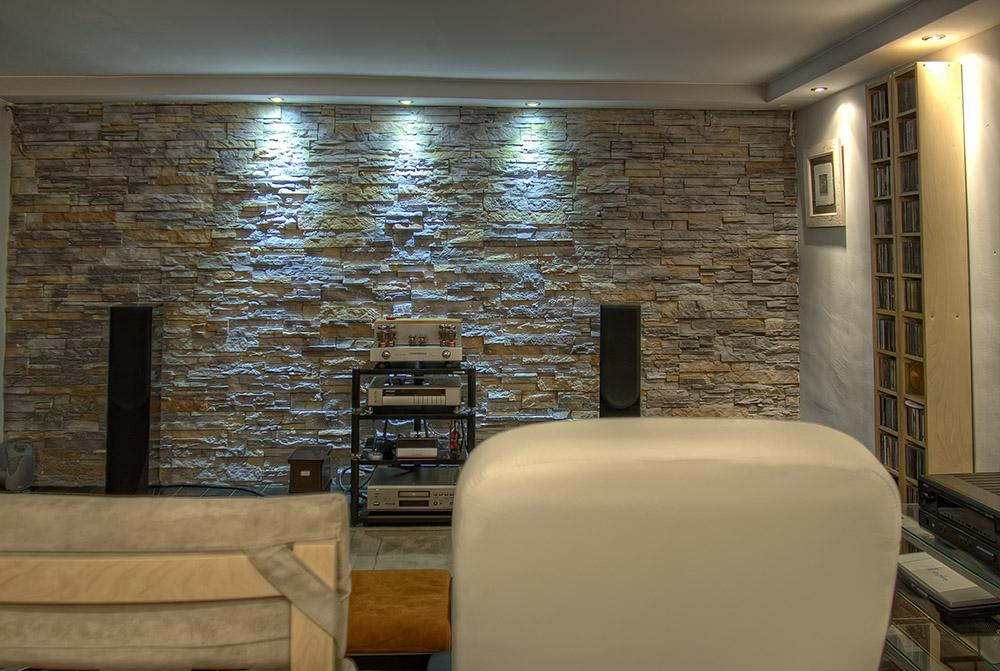 Sala de alex actualizacion - Piedra falsa para pared ...