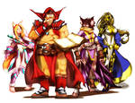 Moreau Characters Concept 2