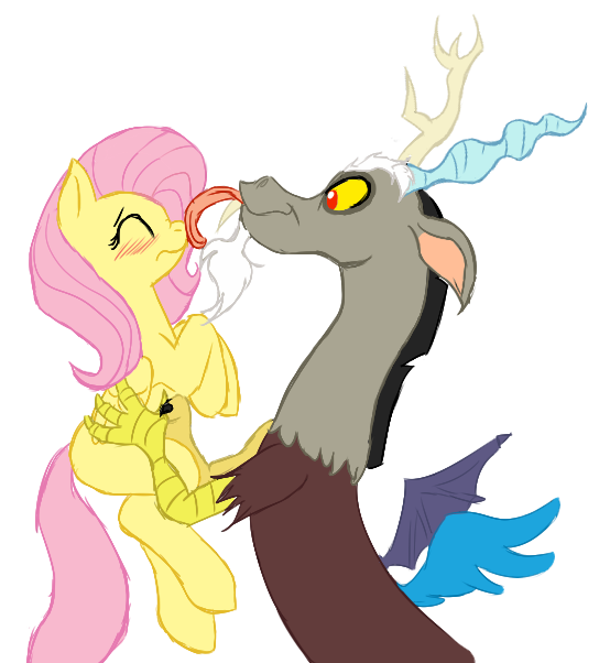 Chaotic Kiss by NightoMist