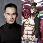 One Piece Fan Cast : Dracule Mihawk