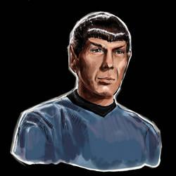 A Spock sketch