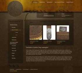 leathershop by arkantal