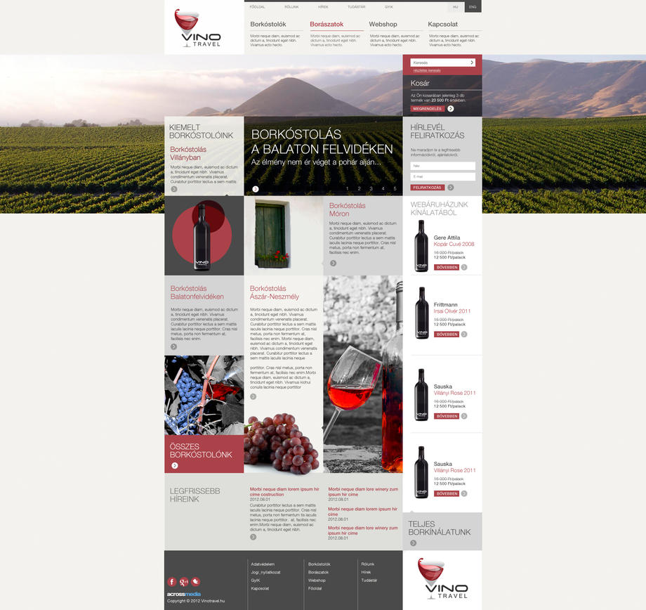 wine site by arkantal