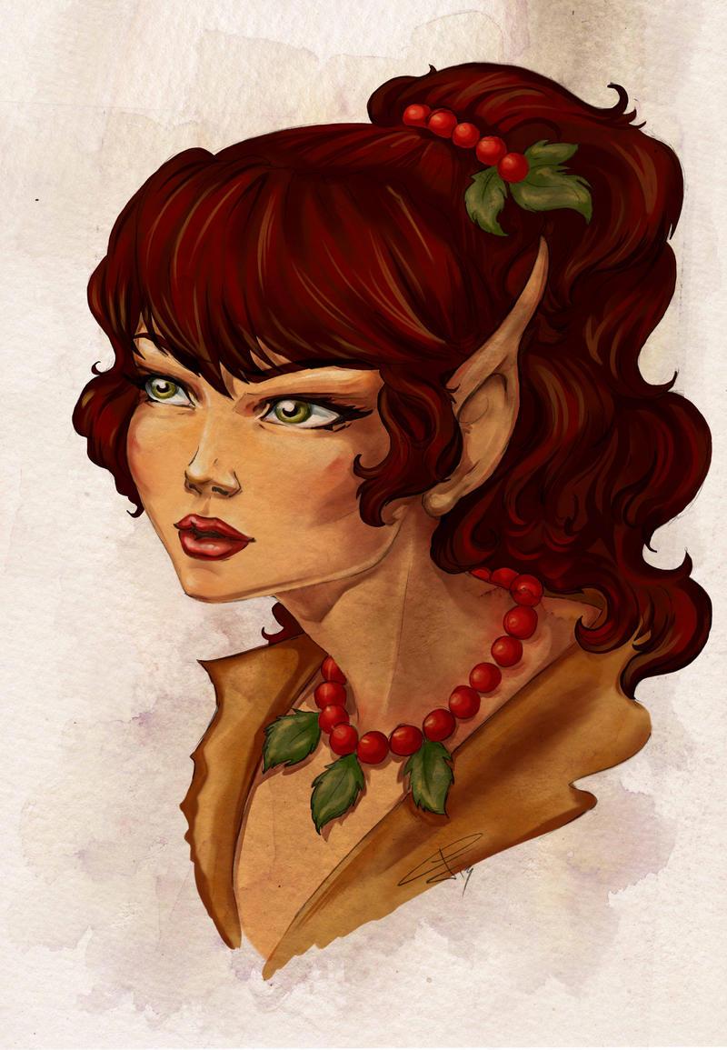 Brownberry by PhoenixAnna