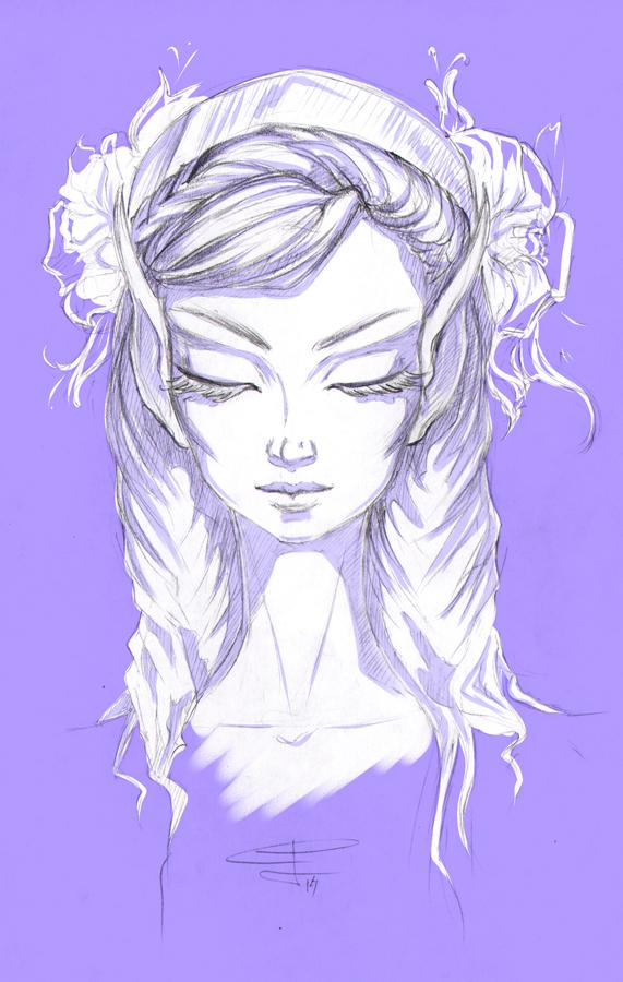 again Elf by PhoenixAnna