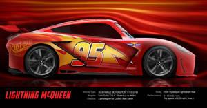 New Lightning McQueen's F715 GT95 by RACETFM
