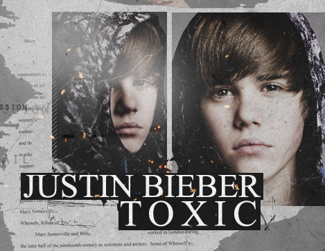 Justin Bieber-TOXIC by Zaceboy
