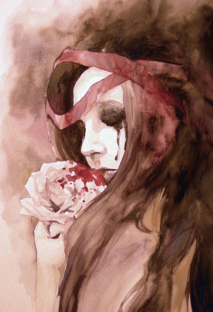 Black tears by kikicri88