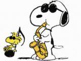 Jazz Snoopy by MusicalStar2009