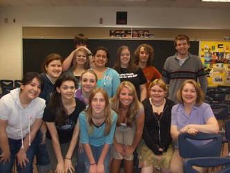 Chorus Class of 2008 by MusicalStar2009