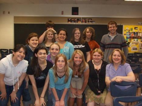 Chorus Class of 2008