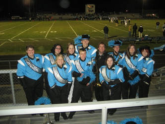 Class of 2009 Band by MusicalStar2009