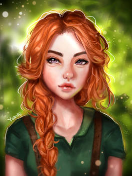 Stardew Valley - Leah by Yaantii