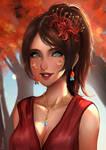 Commission - Character Portrait