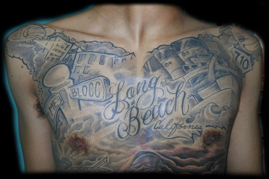 Long beach design by victormgramos on deviantart for Tattoo shops in long beach