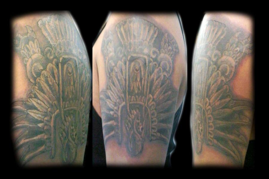 Aztec Eagle Images Stock Photos amp Vectors  Shutterstock
