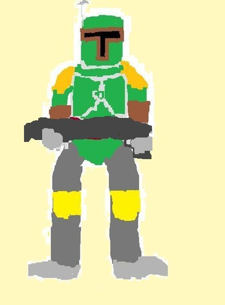 Boba Fett by Doctor-What-what